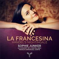 La Francesina : Handel's nightingale | Georg Friedrich Händel (1685-1759). Compositeur