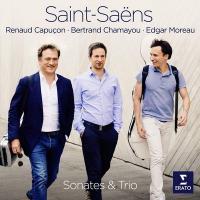 SONATES & TRIO | Saint-Saëns, Camille (1835-1921)