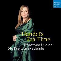 Handel's Tea Time | Georg Friedrich Händel (1685-1759). Compositeur