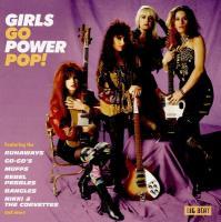 Girls go power pop ! | Raye, Julianna. Chanteur
