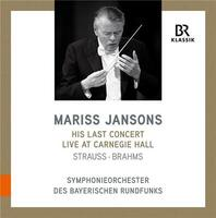 His last concert live at Carnegie Hall | Mariss Jansons, Chef d'orchestre