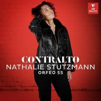 Contralto Nathalie Stutzmann / Nathalie Stutzmann, contralto, Ensemble Orfeo 55 |