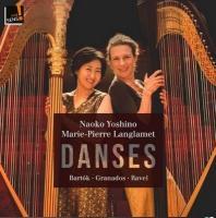 Danses | Yoshino, Naoko. Musicien