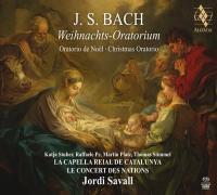Oratorio de Noël, BWV.248 / Johann Sebastian Bach