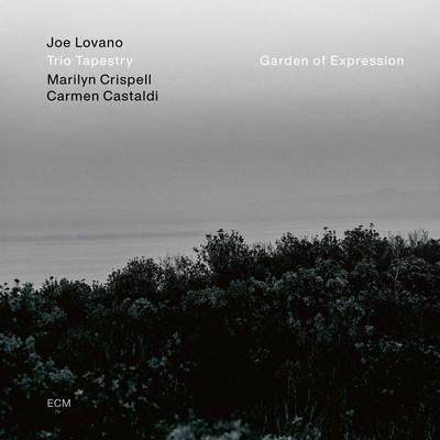 Garden of expression Joe Lovano, saxo. soprano & ténor Marilyn Crispell, p. Carmen Castaldi, batt.