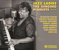 Jazz ladies : the singing pianists, 1926-1961 | Cleo Brown