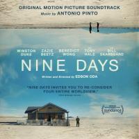 Nine days : bande originale du film de Edson Oda | Antonio Pinto (1967-....). Compositeur