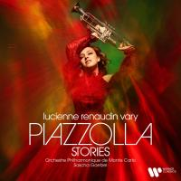 Piazzolla stories | Renaudin Vary, Lucienne. Musicien