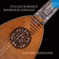 Italian baroque mandolin sonatas |