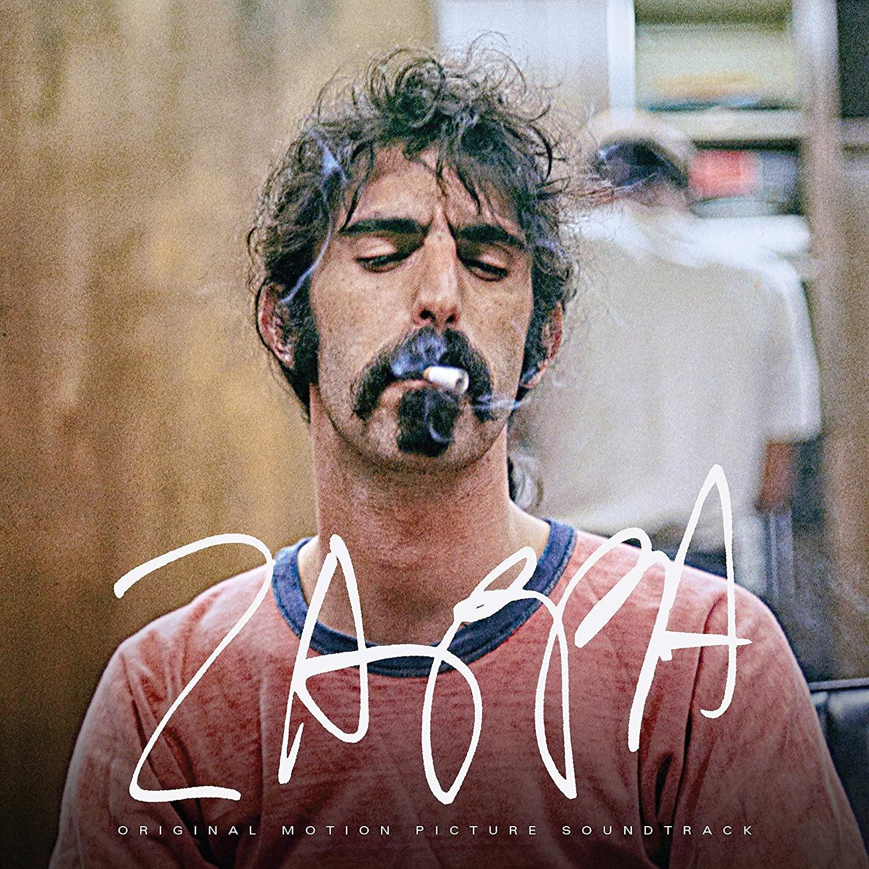 Zappa bande originale du film documentaire d'Alex Winter Frank Zappa, comp., chant, guit. David Stal, Nick Cimity, John Frizell, Igor Stravinsky, comp. Alex Winter, réal. Alice Cooper, chant Heartbreakers (The), GTO's (The), ens. voc. & instr.
