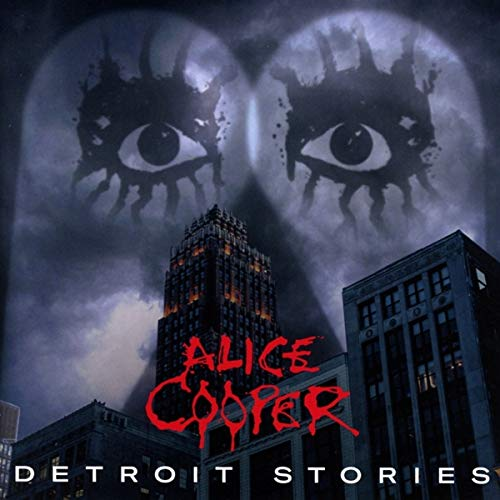 Detroit stories Alice Cooper, chant