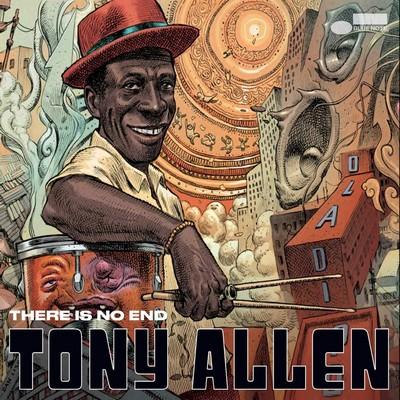 There is no end Tony Allen, perc. Skepta, Ben Okri, Sampa The Great et al., chant Marlowe, ens. voc. & instr.