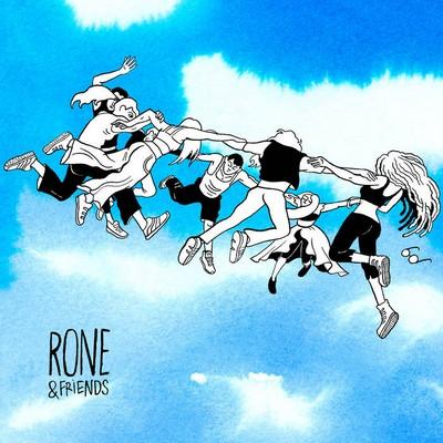 Rone & friends Rone, arr. Roya Arab, Mélissa Laveaux, Casper Clausen et al., chant Malibu, Mood, Odezenne, ens. voc. & instr.