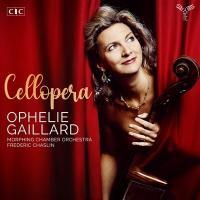 Cellopera / Ophélie Gaillard | Gaillard, Ophélie (1974-....). Violoncelle