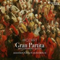 Gran partita | Wolfgang Amadeus Mozart (1756-1791)