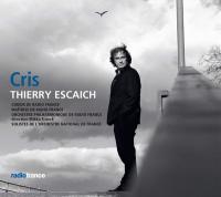 CRIS / Thierry Escaich (1965- ), comp. | Escaich, Thierry (1965-)