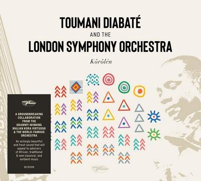 Kôrôlen Toumani Diabaté, kora London Symphony Orchestra, ens. instr.