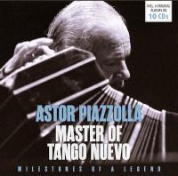 Master of tango nuevo | Astor Piazzolla (1921-1992). Interprète