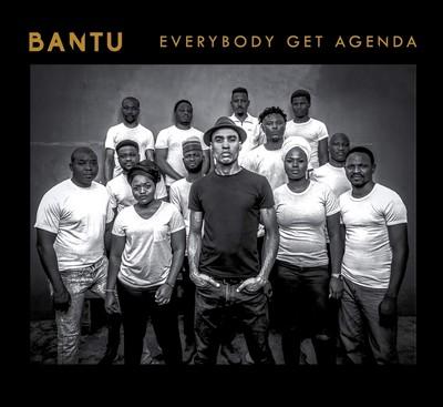 Everybody get agenda Bantu, ens. voc. & instr. Seun Kuti, saxo. & chant