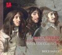 Pièces de clavecin   Couperin, Louis (1626-1661). Composition musicale