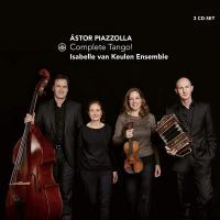 Complete tango ! | Astor Piazzolla (1921-1992). Compositeur