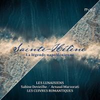 Sainte-Hélène : la légende napoléonienne   Puget, Loïsa. Composition musicale