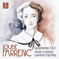 SYMPHONIES 1 & 3 / Louise Farrenc (1804-1875), comp. | Farrenc, Louise (1804-1875)