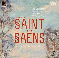 Chamber music with winds / Camille Saint-Saëns