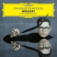 Mozart & contemporaries = Mozart et ses contemporains / Vikingur Olafsson, piano, Mozart, Galuppi, C.P.E. Bach, Cimarosa, Haydn |
