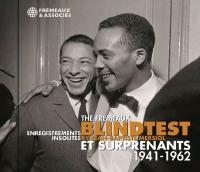 BLINDTEST BY JEAN-BAPTISTE MERSIOL : enregistrements insolites et surprenants 1941-1962 / Jean-Baptiste Mersiol |