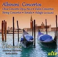 Concertos, sonate et adagio / Tomaso Albinoni